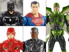 Justice League Basic Figure Wave 2 Set of 5 Figures