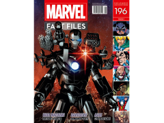 Marvel Fact Files #196