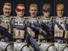 Dark Source Soldier Series TPA 1/24 Scale Figure Set