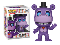 Pop! Games: Freddy Fazbear's Pizzeria Simulator - Mr. Hippo