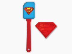 DC Comics Superman Spatula & Cookie Cutter