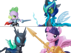 My Little Pony Guardians of Harmony Good vs Evil Wave 1 Set of 2 Two Packs