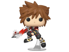 Pop! Games: Kingdom Hearts III - Sora With Ultimate Weapon