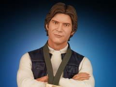 Star Wars Han Solo (Hero of Yavin) Collectible Mini Bust