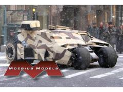 1/25 Scale Dark Knight Rises Armored Tumbler With Bane Figure