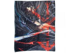 Berserk Key Art Digital Print Throw Blanket