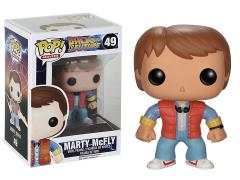 Pop! Movies: Back to the Future - Marty