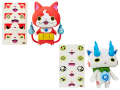 Yo-Kai Watch Mood Reveal Figure Wave 01 - Set of 2 (Jibanyan & Komasan)