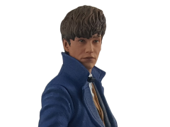 Fantastic Beasts and Where to Find Them Newt Scamander With Niffler Statue