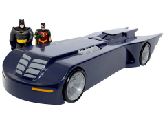 "Batman: The Animated Series 14"" Batmobile & Bendable Figures"
