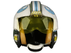 Star Wars General Merrick (Rogue One) 1:1 Scale Wearable Helmet (Blue Squadron)