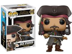 Pop! Disney: Pirates of the Caribbean: Dead Men Tell No Tales - Jack Sparrow