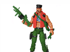 "G.I. Joe Rico ""Gaucho"" Gonzalles Subscription Figure 5.0"