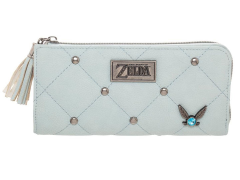The Legend of Zelda Navi L-Zip Wallet