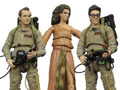 Ghostbusters Select Wave 2 Set of 3