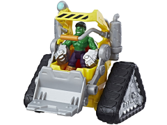 Marvel Super Hero Adventures Hulk Power Dozer