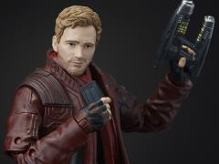 Guardians of the Galaxy Vol. 2 Marvel Legends Star-Lord (Mantis BAF)