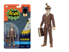 "DC Heroes Batman Classic TV Series Bookworm 3.75"" Action Figure"