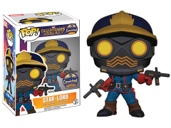 Pop! Marvel: Guardians of the Galaxy - Star-Lord (Classic) PX Previews Exclusive