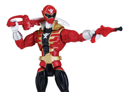 Power Rangers Super Megaforce Armored Super Mega Red Ranger