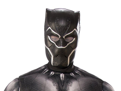 Black Panther Adult Sized 3/4 Black Panther Mask