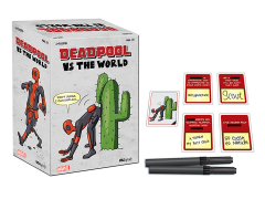 Marvel Deadpool vs The World Party Game