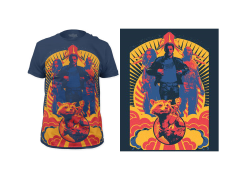 Marvel Guardians of the Galaxy Vol. 2 Team T-Shirt