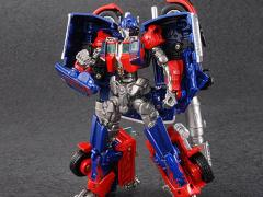 Transformers Trans Scanning Optimus Prime
