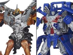Transformers: Age of Extinction Leader Wave 1 Set of 2