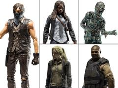 The Walking Dead TV Series 09 - Set of 5