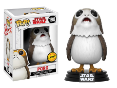 Pop! Star Wars: The Last Jedi - Porg (Chase)