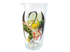 Marvel Comics Toon Tumblers Iron Fist Pint Glass