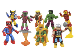 Marvel Minimates Greatest Hits Wave 1 Two Pack Set of 4