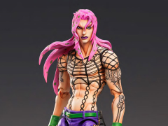 JoJo's Bizarre Adventure Super Action Statue Diavolo