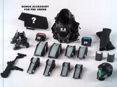Pinyike Realistic Robot Series Police Type Module 1/6 Accessory Pack (With Bonus)