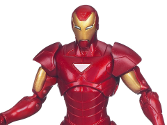 Marvel Legends Extremis Iron Man (Terrax BAF)