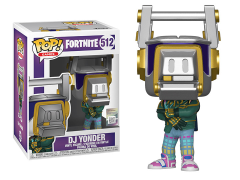Pop! Games: Fortnite - DJ Yonder
