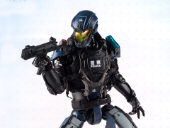 Pinyike Realistic Robot Series Police Type Module 1/6 Scale Figure (With Bonus)