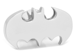 DC Comics Batman Logo Stainless Steel Lapel Pin