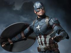 Captain America: Civil War Captain America 1/4 Scale Figure