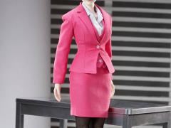 1/6 Scale Office Lady Business Suit - Pink