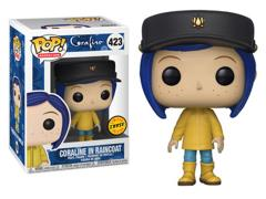 Pop! Movies: Coraline - Coraline In Raincoat (Chase)