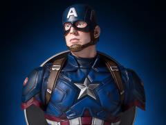 Captain America: Civil War Captain America Classic 1/6 Scale Bust