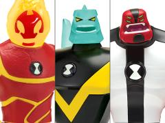Ben 10 Set of 3 Giant Figures