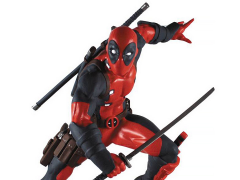 Marvel Finders Keyper Statue - Deadpool