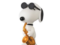Peanuts Ultra Detail Figure No.361 Saxophone Player Snoopy