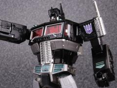 Transformers Masterpiece MP-10B Black Convoy & Collector Coin
