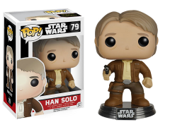 Pop! Star Wars: The Force Awakens - Han Solo