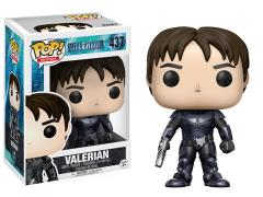 Pop! Movies: Valerian and the City of a Thousand Planets - Valerian