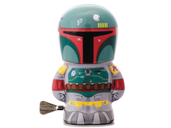 "Star Wars 4"" Bebot Tin Wind-Up - Boba Fett"